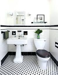 black white bathroom tile black and white floor tiles fresh retro black white bathroom floor tile