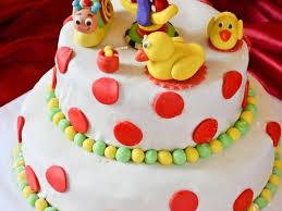 Birthday Cake For 1 Yr Old Cakecentralcom