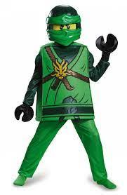 Disfraz de Lloyd Ninjago® deluxe Lego® niño: Disfraces niños,y disfraces  originales baratos - Vegaoo | Lego costume, Deluxe halloween costumes, Ninjago  costume