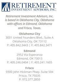Financial Advisor Retirement Retirement Investment Advisors