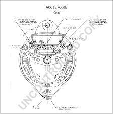 Wiring diagram wiring diagram for leece neville alternator