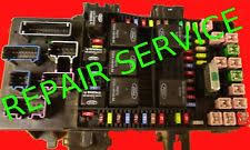 ford expedition fuse box 2003 ford expedition navigator fuse junction box bcm repair service fits ford