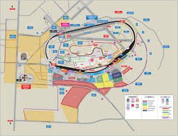 Alabama Florida State Seating Chart Maps Talladega Superspeedway