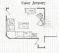 sunken living room floor plans uk