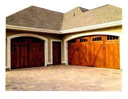 garage door wood look for painting a metal door to look like wood