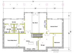 Basement Design Plans Model New Decorating Ideas