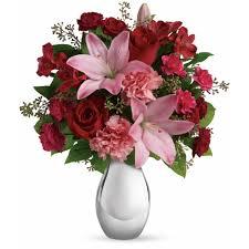 teleflora s moonlight kiss bouquet