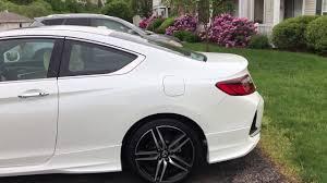 2017 honda accord coupe white. my new \u002717 white orchid pearl honda accord touring hfp v6 coupe 2017 u