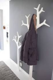 Wall Mounted Tree Coat Rack