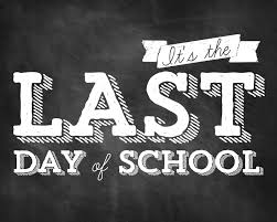 last day of school my year diary school