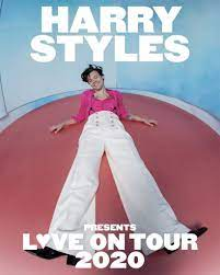 Harry Styles announces world tour, and ...