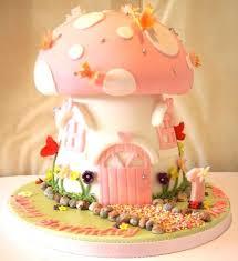 Fairy Birthday Cake Ideas Decorations