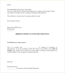 A Letter Format To Whomsoever It May Concern Copy Business Letter To