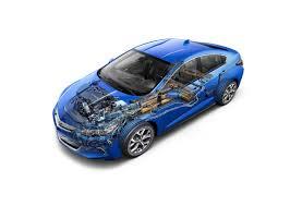 Next Generation 2016 Chevrolet Volt Debuts - Full Specs