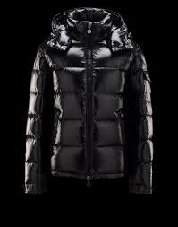 Moncler Maya Winter Mens Down Jacket Fabric Smooth Black,sale moncler  jackets,moncler polo shirts,online leading retailer