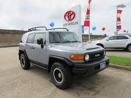 Used 2013 Toyota FJ Cruiser Base SUV 70699 0 77065 Automatic ...