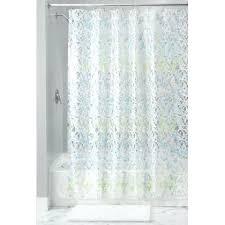 correctional facility shower curtains vinyl shower curtains non toxic bath curtains erfly shower curtain in blue