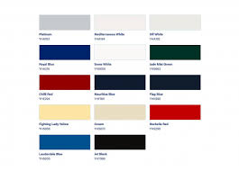 Moly Resin Color Chart International Perfection 2k Polyurethane Lacquer From 129 95