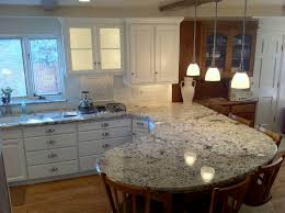 Kashmir Gold Granite Kitchen The Granite Gurus Delicatus Granite Kitchen From Mgs By Design