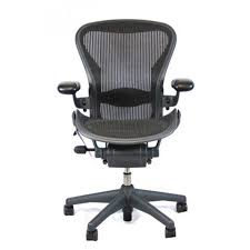 miller office chair. Herman Miller Aeron Loaded Size B Office Chair