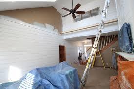 favorite white paint colors for shiplap bm white dove theharperhouse