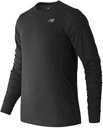 New Balance Men's <b>Accelerate Long Sleeve</b> T-Shirt: Amazon.co.uk ...