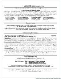 Medical Transcriptionist Resume Sample Medical Transcription Resume