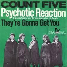 <b>Count Five</b> – Psychotic Reaction Lyrics | Genius Lyrics