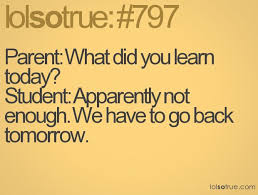 Funny Back to School Quotes | Back To School Quotes Tumblr | Funny ...