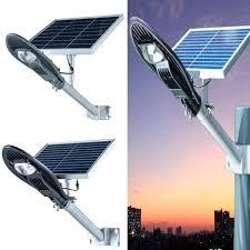best led road light street lamp solar panel street light waterproof ip65 outdoor lighting 10w 12w 20w under 115 15 dhgate com