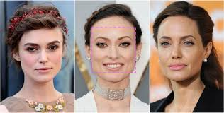 أنواع الوجوه و الاختيارات المناسبة لها Wejdan Fashion