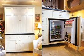 small kitchen refrigerator. Compact Kitchen Designs For Small Spaces Everything You Need In Refrigerator Classic Size