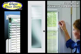 exterior door glass inserts with blinds. bathroom doors exterior door glass inserts with blinds h