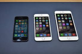 Hands on with the iPhone 6 and 6 Plus Apple s first crack at big