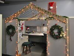 office decor for christmas. ideas to decorate office cubes our old company logo featured a house and one christmas cubicle decorationsoffice decor for