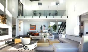 modern mansion living room. Modern Mansion Living Room Of Two Story Hills Home Designed By Nix House I