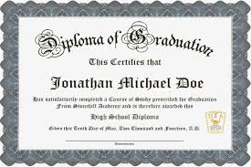 Esa High School Diploma