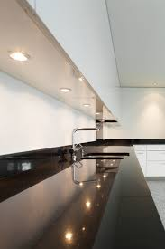 spot lighting for kitchens. Fitting A Spot Light · Modern Kitchen Refurbished Lighting For Kitchens I