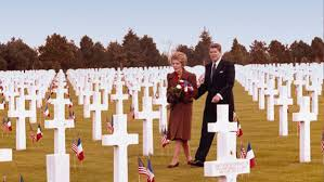reagan speaks on th anniversary of d day video d day com reagan speaks on 40th anniversary of d day