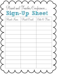 Holiday Sign Up Sheet Templates Potluck Sign Up Sheet