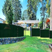 fabric fence screen 4 of black green beige fence privacy wind screen mesh fabric shade outdoor fabric fence screen privacy mesh fabric screen fence