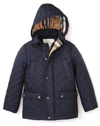 Burberry Boys' Quilted Hooded Jacket - Sizes 4-14 | Bloomingdale's & Burberry. Boys' Quilted Hooded Jacket ... Adamdwight.com