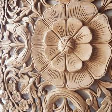 carving wall decor carved wood wall art panel wall hanging teak on teak wall art panels with carving wall decor carved wood wall art panel wall hanging teak