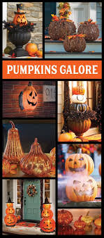 374 best decorations images on scheme of outdoor lighted pumpkins