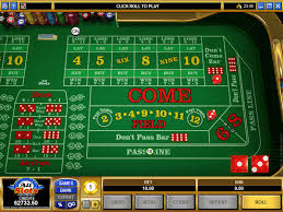 Craps Odds Chart Casino Craps Payouts Afield