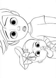 Kids N Funcom Coloring Page Boss Baby Boss Baby 18