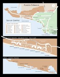 rocky point area map of puerto penasco mexico, maps of sandy beach Las Conchas Section Map rocky point mexico map all resort locations puerto penasco mexico Las Conchas Rocky Point