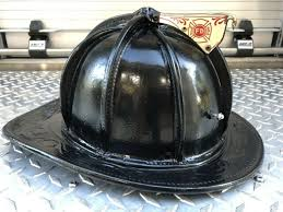 cairns leather fire helmet sam houston n6a medium