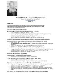 Resume For Flight Attendant Job Keywords For Flight Attendant Resume Flight Attendant Resume 1