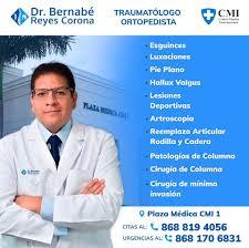 Dr. Bernabé Reyes Corona - Traumatólogo Ortopedista - Photos ...